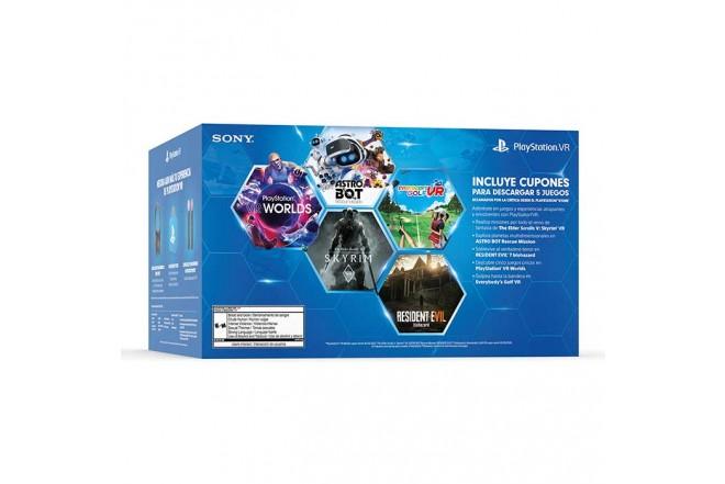 Bundle PS4 VR 5 Game Mega Pack 3