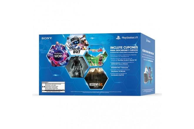 Bundle PS4 VR 5 Game Mega Pack 4