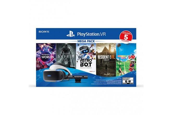 Bundle PS4 VR 5 Game Mega Pack 5