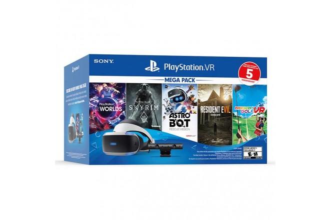 Bundle PS4 VR 5 Game Mega Pack 2