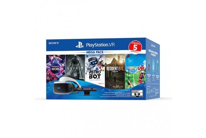 Bundle PS4 VR 5 Game Mega Pack 7