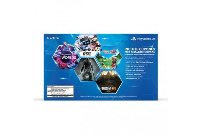 Bundle PS4 VR 5 Game Mega Pack 6