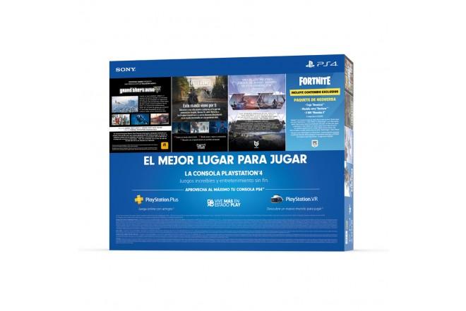 Consola PS4 1TB + 1 Control + 3 Juegos 7