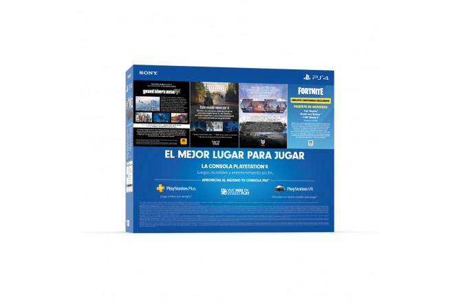 Consola PS4 1TB + 1 Control + 3 Juegos 8