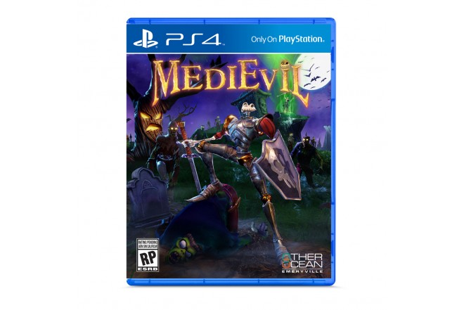 Juego PS4 Medievel Remastered 1