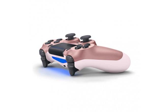 Control PS4 DS4 Rosado/Dorado 2