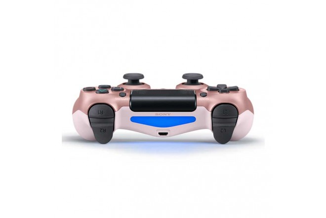 Control PS4 DS4 Rosado/Dorado 4