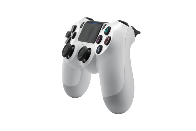 Control PS4 DS4 Blanco Glacial 1