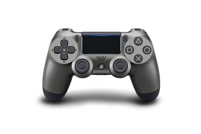 Control PS4 DS4 Negro Steel  1