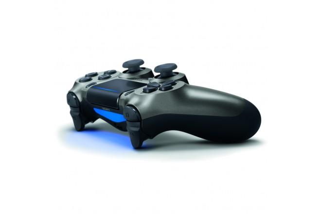Control PS4 DS4 Negro Steel  2