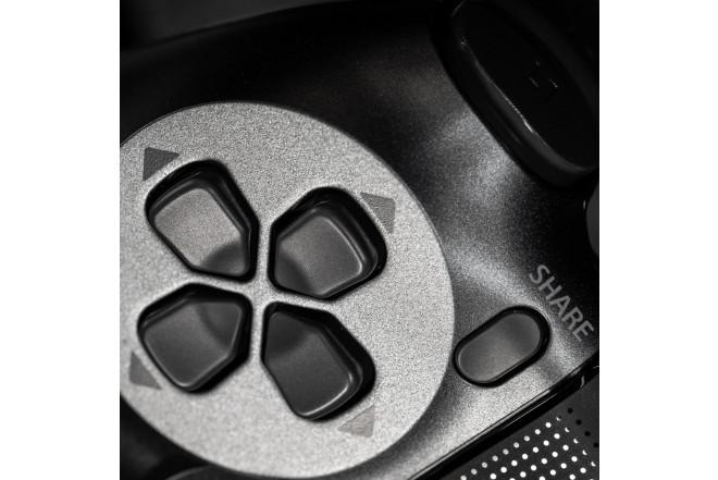 Control PS4 DS4 Negro Steel  5