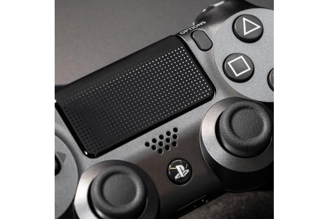 Control PS4 DS4 Negro Steel  3