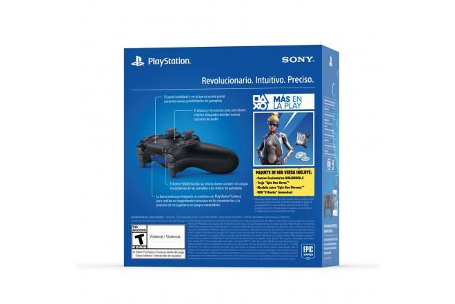 Control PS4 DS4 Negro+ Contenido Fortnite 3