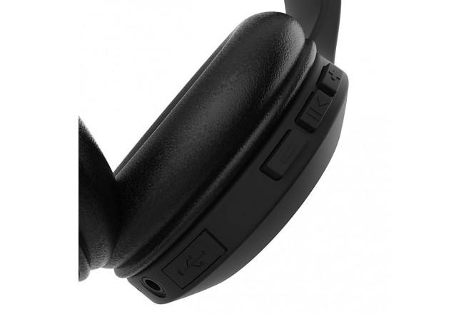 Audifonos IFROGZ Bluetooth OnEar Resound Negro
