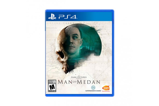 Juego PS4 The Dark Pictures Anthology Man Of Medan