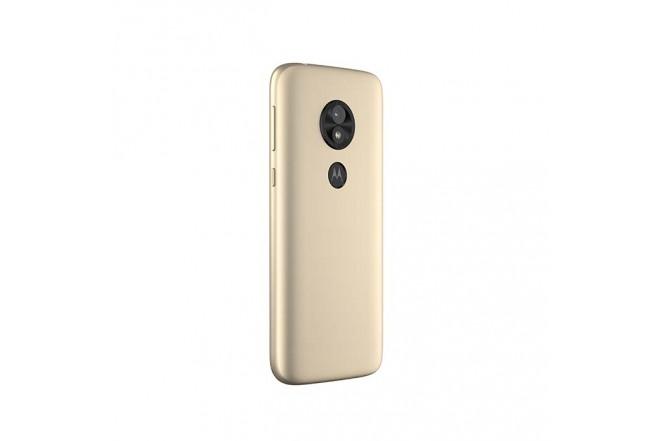 Celular MOTOROLA E5 PLAY DS 4G Dorado
