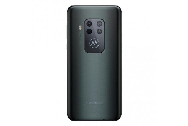 Celular MOTOROLA One Zoom 128GB Gris5