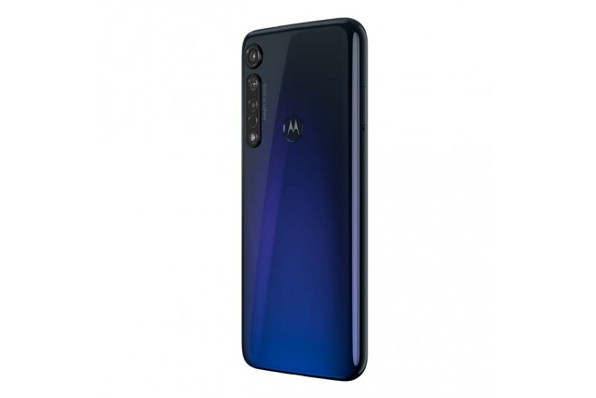 Celular MOTOROLA G8 Plus 64GB Azul7