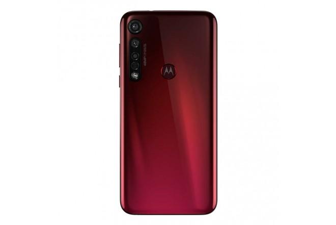 Celular MOTOROLA G8 Plus 64GB Rojo5