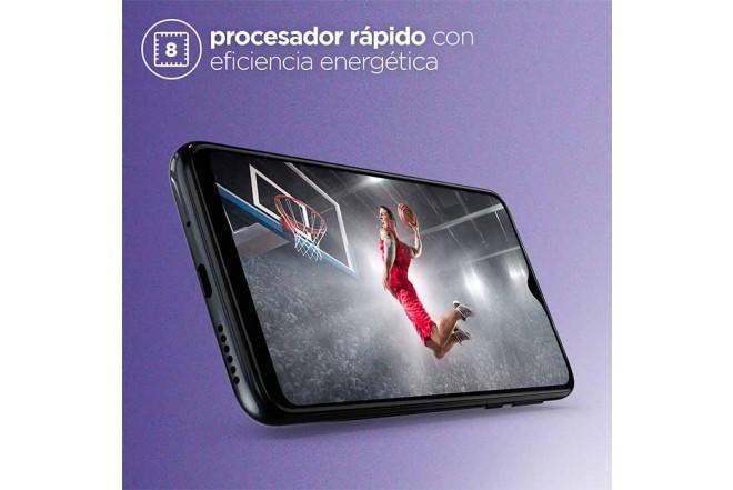 Celular MOTOROLA One Macro 64GB Morado15