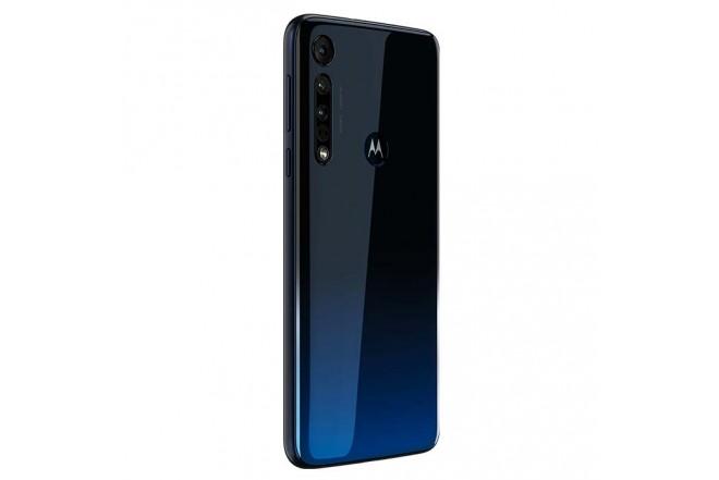 Celular MOTOROLA One Macro 64GB Azul5