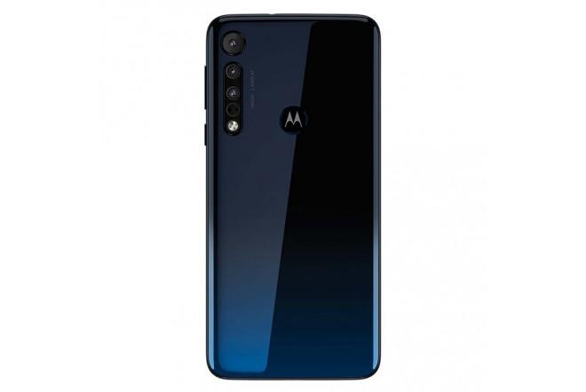 Celular MOTOROLA One Macro 64GB Azul4