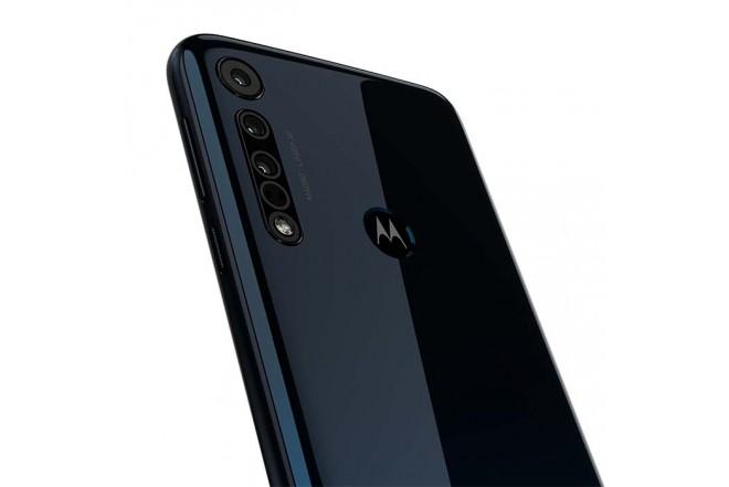 Celular MOTOROLA One Macro 64GB Azul11
