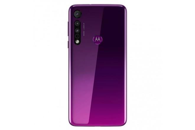 Celular MOTOROLA One Macro 64GB Morado5