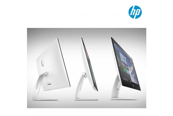 "PC All in One HP 27-N102LA 27"" Core™ i7 Negro/Slver"