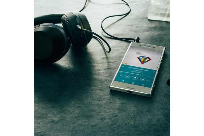 Celular Libre SONY Xperia XZ Premium SS 4G Plata