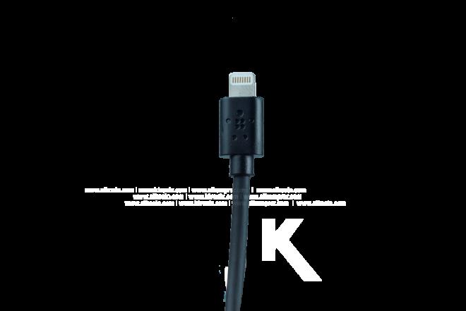 Cargador BELKIN Auto Negro/Cable Light 14 V