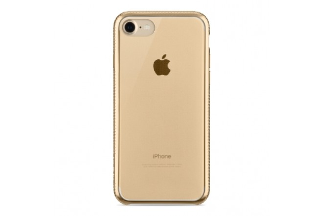 Estuche Belkin Iphone 7 Air Prote Dorado