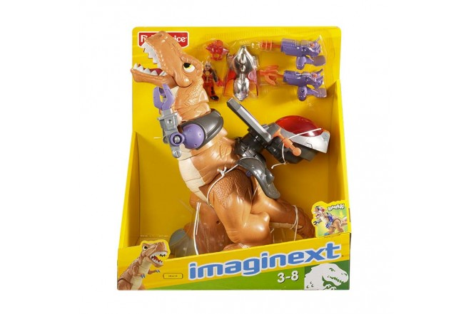 Mega T-Rex FISHER PRICE Imaginex