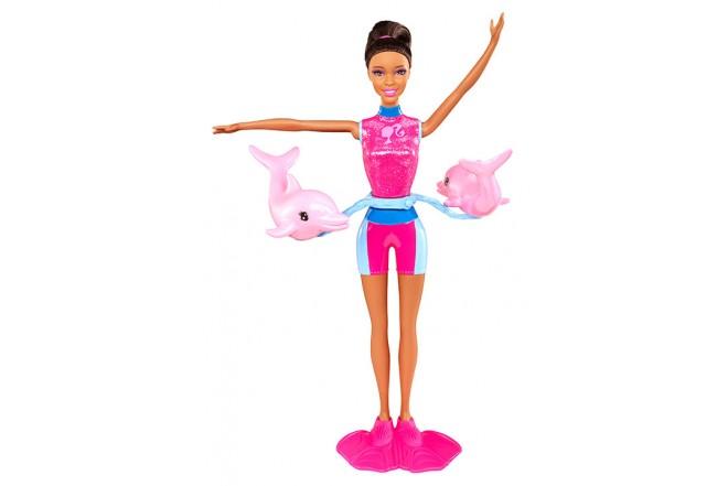 Barbie Quiero Ser Entrenadora de Delfines