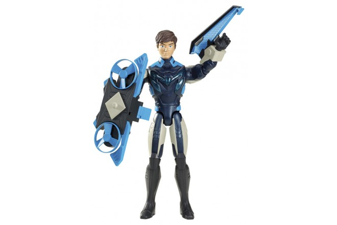 Max Steel Max Doble Ataque