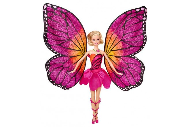 Barbie Mariposa y la Princesa de las Hadas Mariposa