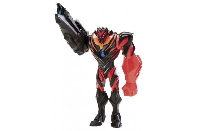 Max Steel Dredd Espada de Fuego