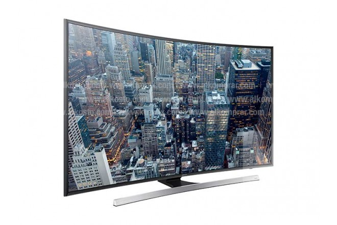 "Tv 55 ""138 cm SAMSUNG 55JU7500 Ultra HD Internet"