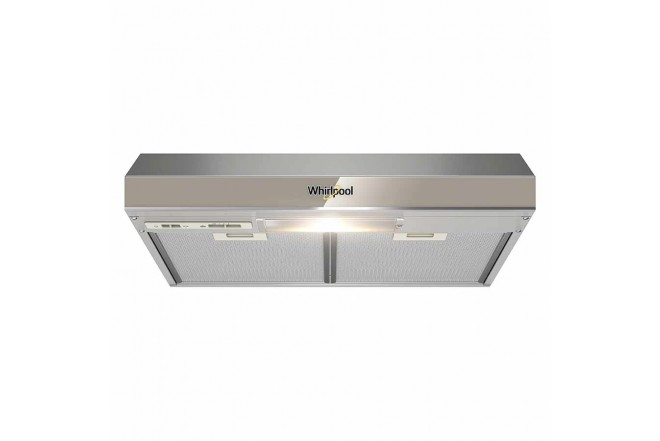 Campana tipo mueble 60cm WHIRLPOOL WH6010S Acero Inoxidable