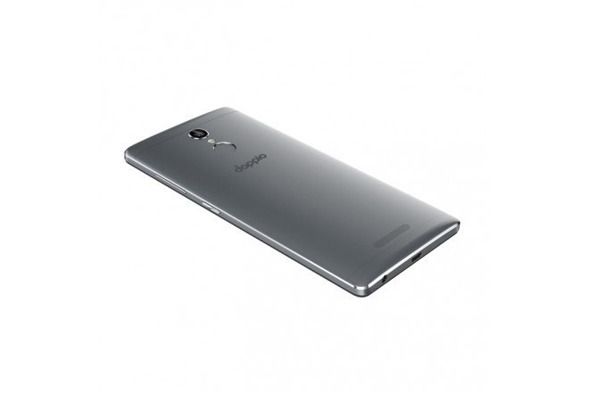 Celular Libre Doppio Zafira DS 4G Plata