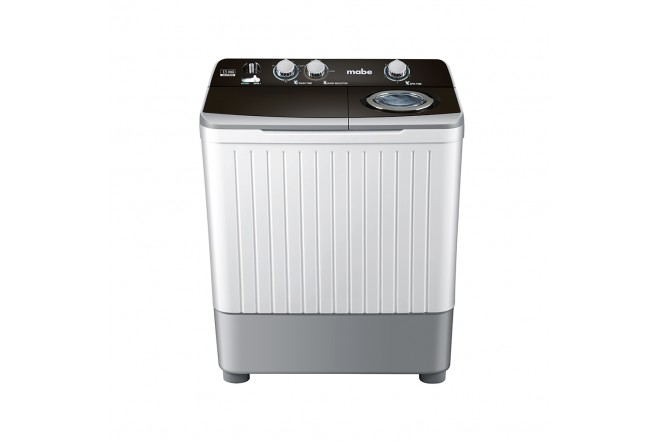 Lavadora MABE Semi Automática 13 Kilogramos LMD3124 Blanco1