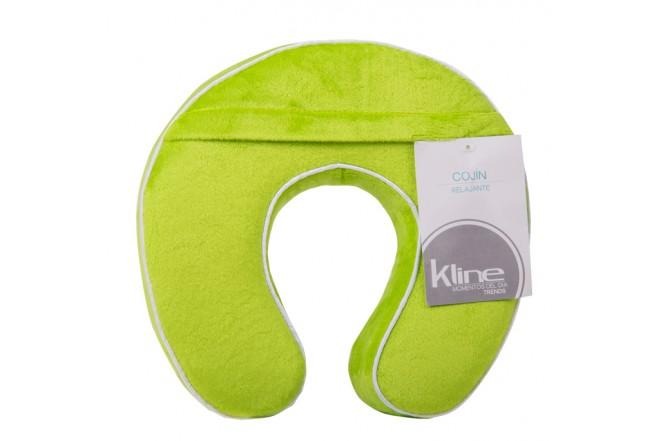 Cojín K-LINE relajante Verde