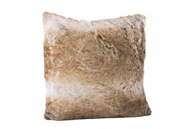 Cojín K-LINE Peludo Brown Bear 50x50 cm