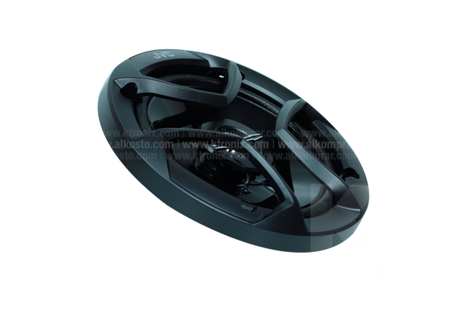 Combo Car Audio JVC R-540 Parlantes