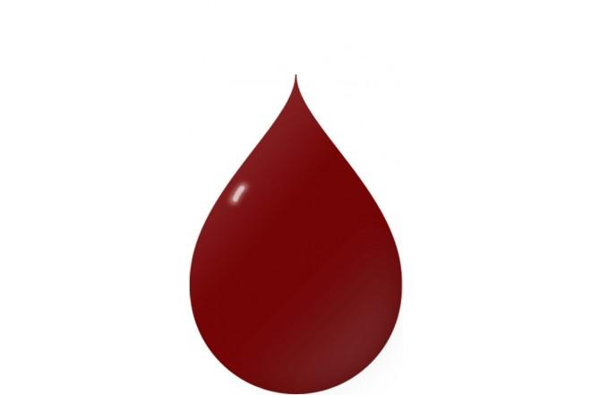 Esmalte Magenta Rojo Carmesí tono 95 x 10 ml