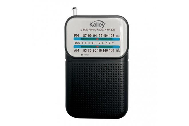 Radio Portátil KALLEY K-RP20N