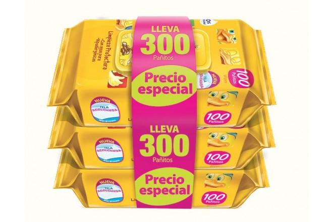Paños Húmedos PEQUEÑIN Karite x 300