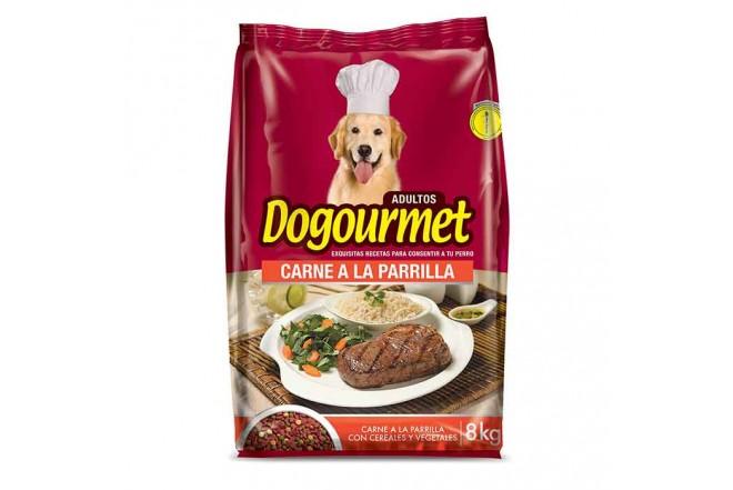 DOGOURMET Carne parrillada adultos 8Kg