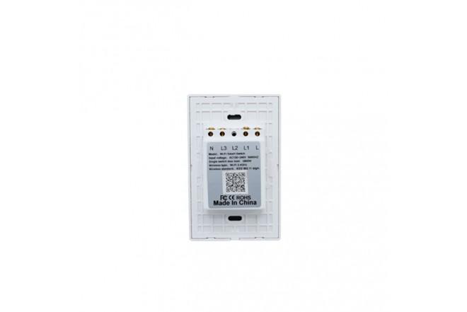 Interruptor de Luz Doble vía VTA Wifi 2