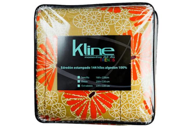 Edredón K-LINE Estampado Ambienta Sencillo